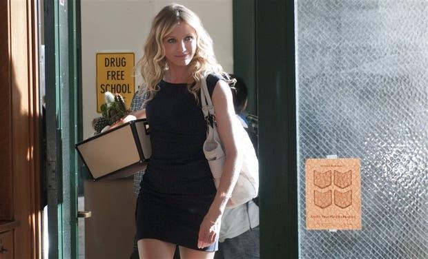 Vestida para matar: Cameron Diaz es una irresponsable docente en Malas enseñanzas
