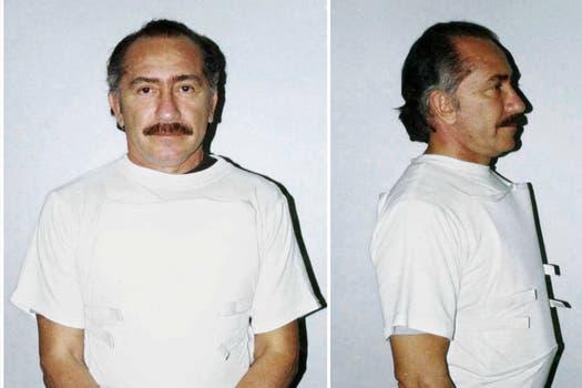 En el año 2000, Oviedo fue detenido en Foz de Iguazú (Brasil). Era buscado por la muerte del vicepresidente Luis Argaña.. Foto: Archivo