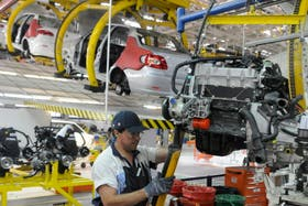 En el acumulado del año, la baja en la fabricación es del 17,9 por ciento