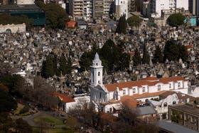 El Cementerio de Recoleta, escenario de varios mitos y leyendas urbanos
