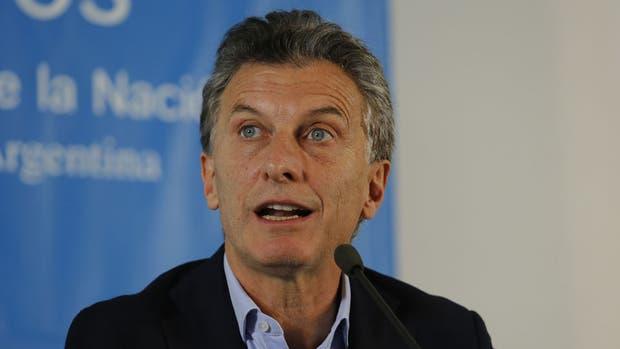 Mauricio Macri recibe a empresarios petroleros en la quinta de Olivos