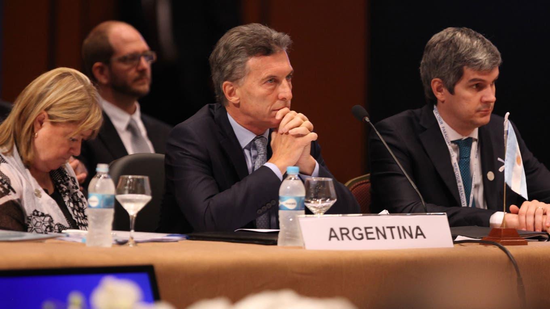 Canciller venezolana tildó de Dictador a Macri