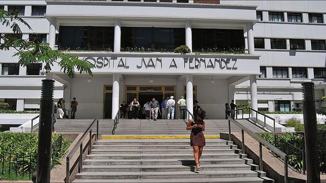Hospital Fernández, reconocido hospital de la Ciudad de Buenos Aires
