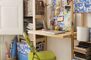 10 propuestas para armar un rincón de trabajo en casa