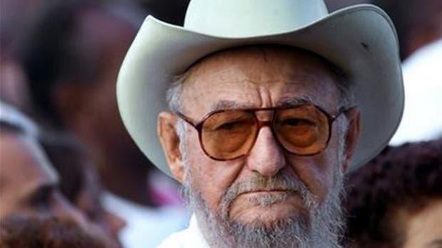 Ramón Castro tenía 91 años