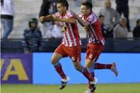 Arsenal goleó 4-1 a Quilmes y quedó como único escolta en la Zona 1