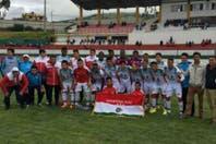 Un partido del ascenso de Ecuador salió 44 a 1 y se convirtió en récord mundial