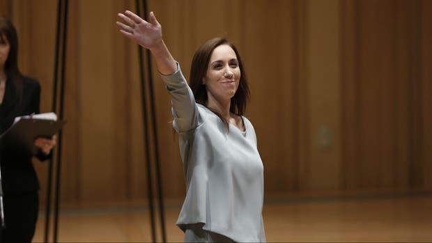 Más poder a Vidal: será proclamada presidenta del Pro bonaerense