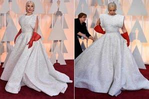 10 looks que preferimos olvidar de los Premios Oscar