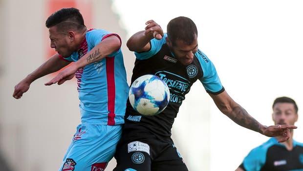 Belgrano reccibe a Arsenal