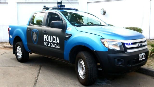 Cómo son los nuevos patrulleros de la policía de la Ciudad