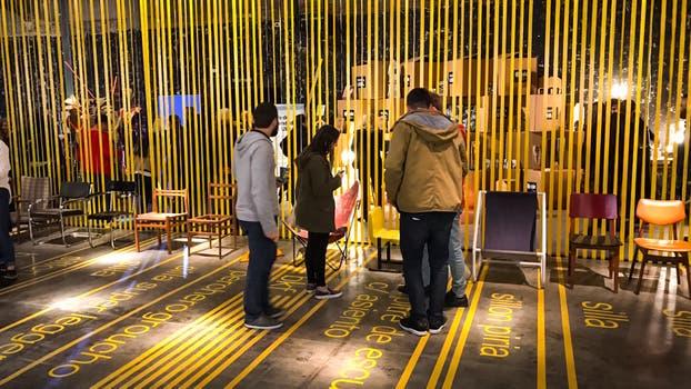 Feria D&D + DArA se realiza del 12 al 15 de octubre en Arenas Studios del barrio de La Boca.