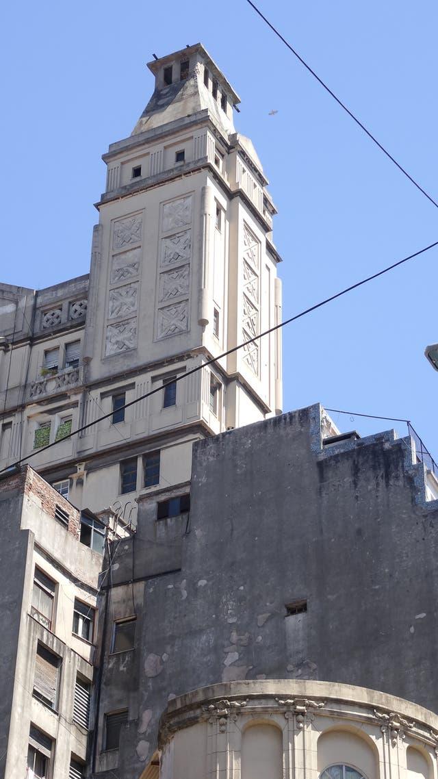 Edificio Torre Saint