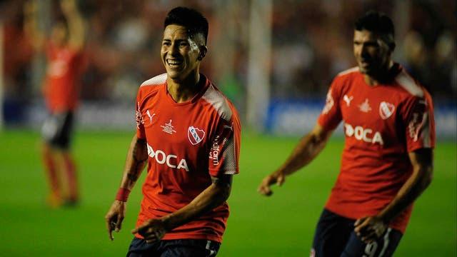 La emoción de Ariel Holan al conseguir la Copa Sudamericana con Independiente