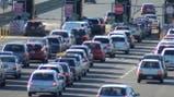 Unos 1.200 autos circulaban por hora en la ruta 2 en el último fin de semana de enero