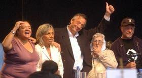 """""""Yo empujo, pero algunos se hacen los distraídos"""", dijo Kirchner en Córdoba sobre el poco avance de las causas"""