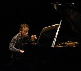 El pianista Vincent Leterme