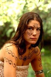 Priscila Fantin es Serena, la heroína reencarnada de la novela