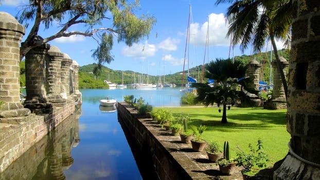 Antigua Naval Dockyard and Related Archaeological Sites. La Unesco estudia incluir en su inventario algunos bienes cultural del mundo. Foto: Sitio oficial de la Unesco