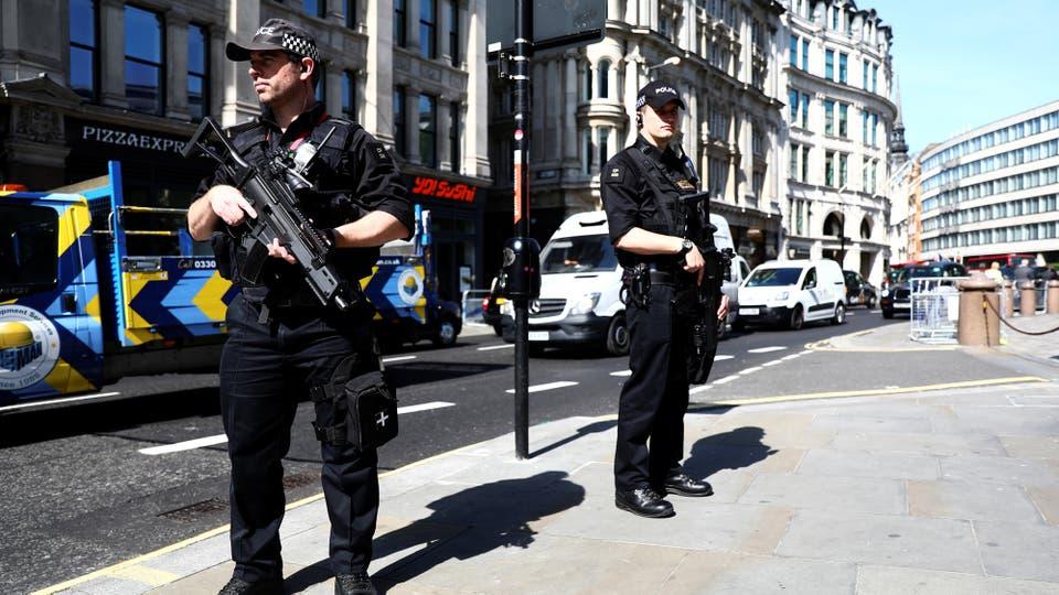 Habrá soldados por todas partes. Se situarán en lugares como el Palacio de Buckingham, el 10 de Downing Street y el Parlamento,. Foto: Reuters