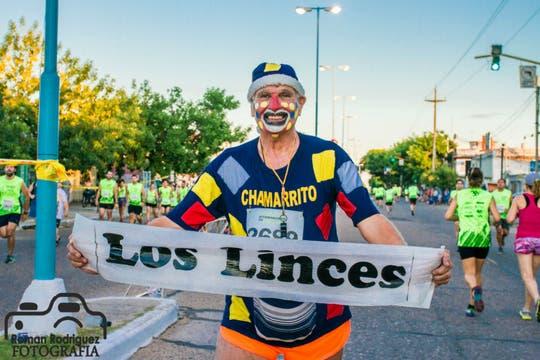 .. Foto: LA NACION / Román Rodríguez, de Deportes Villa Adela