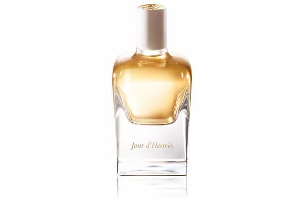 Jour d''Hermés, un perfume floral que abraza, acaricia y se esparce (50 ml x $740). Foto: Selecta Com