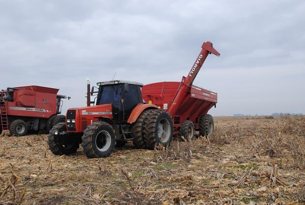 Fuerte mejora en el mercado de maquinaria agrícola