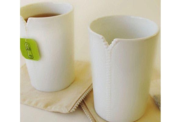 Tazas originales (¡con cierre!) que nunca están de más para tomar algo caliente. Foto: thegadgetflow.com