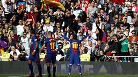 Messi, gigante