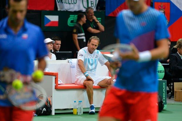 Tras la derrota en Praga, Jaite quiere seguir en 2014