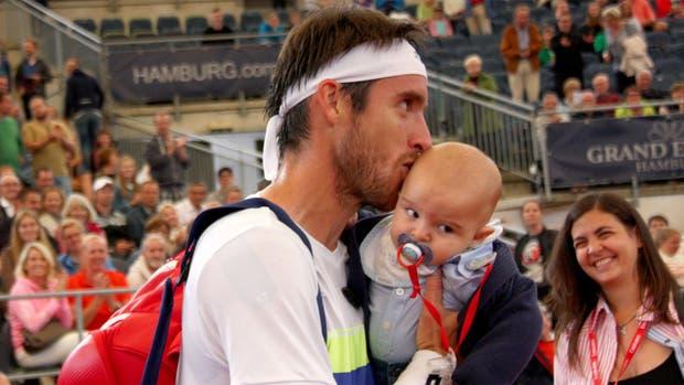 Delbonis y Mayer aseguraron un finalista argentino en el ATP de Hamburgo