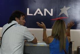 El Gobierno dio ultimátum de 10 días a LAN para que deje el Aeroparque Jorge Newbery
