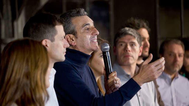 Randazzo creó una fuerza propia, Cumplir para competir en las elecciones legislativas