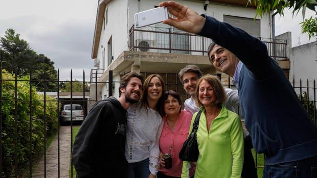 Vidal, Bullrich y Ocaña estuvieron en Tigre