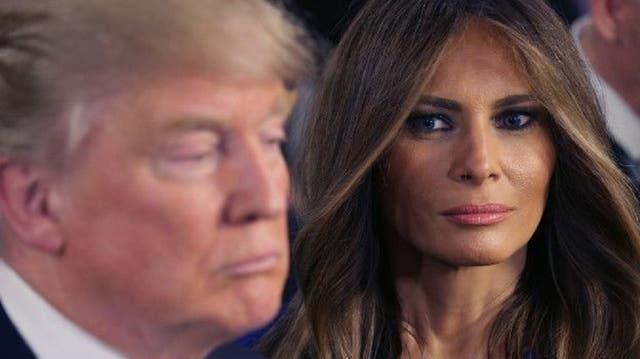 Melania Trump, la esposa del millonario, ha defendido las actuaciones de su marido.