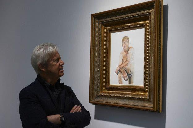La galería Maddox, ubicada en el centro de Londres, exhibe la obra