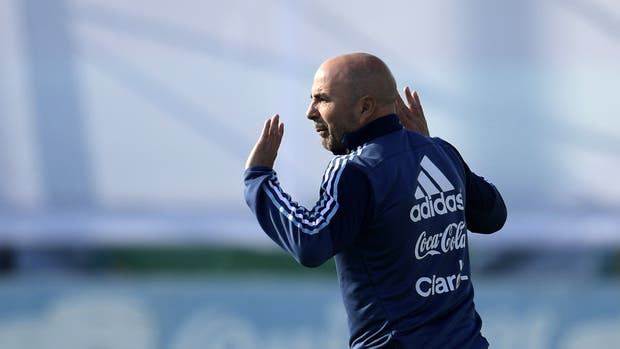 Argentina-Perú, eliminatorias, Jorge Sampaoli