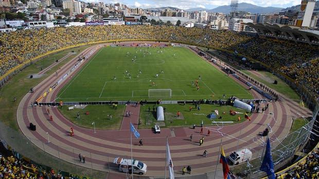 Estadio Olímpico Atahualpa de Quito