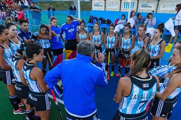 Minadeo desingó las jugadoras para Río 2016