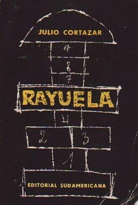 La primera tapa de Rayuela