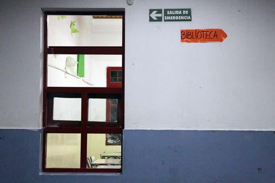 Hoy en la escuela todavía se recuerda aquel trágico 28 de septiembre. Foto: LA NACION / Matías Aimar