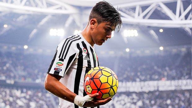 Paulo Dybala declarado intransferible por Juventus