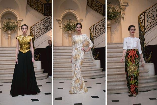Mezclando lo nuevo y lo vintage, para aquellas muchas mujeres con personalidades fuertes. Foto: Gentileza Prensa
