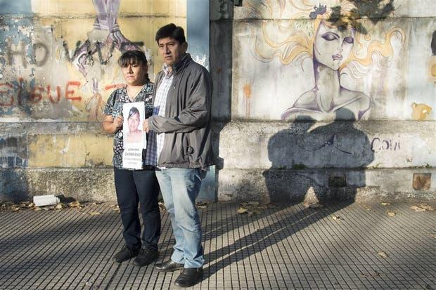 Mercedes y Marcelo Zambrano piden un futuro mejor para su sobrina