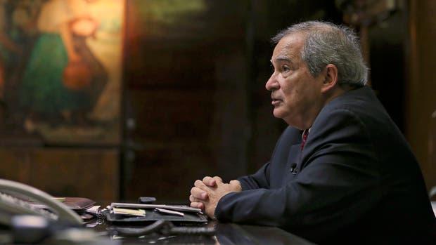 El ministro Lemus dice que hará una renovación