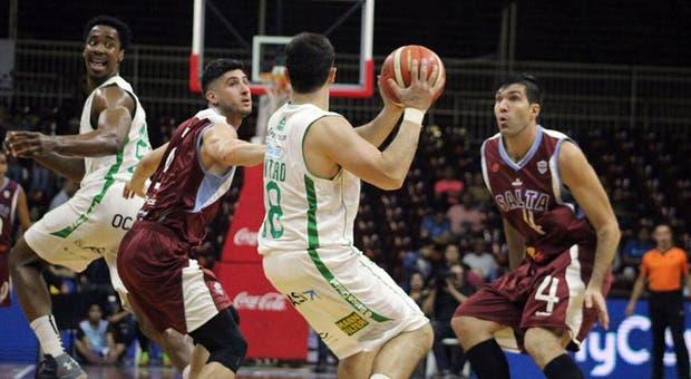 El Súper 20: Salta Basket y Atenas marcaron la apertura del torneo