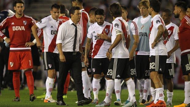 Amargura tras dos derrotas y fuera de la Libertadores