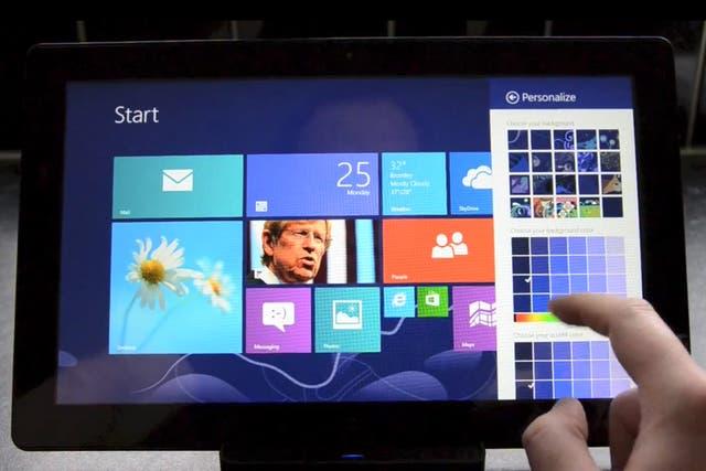 Windows Blue será una actualización de la actual versión de Windows 8, presentada en octubre de 2012