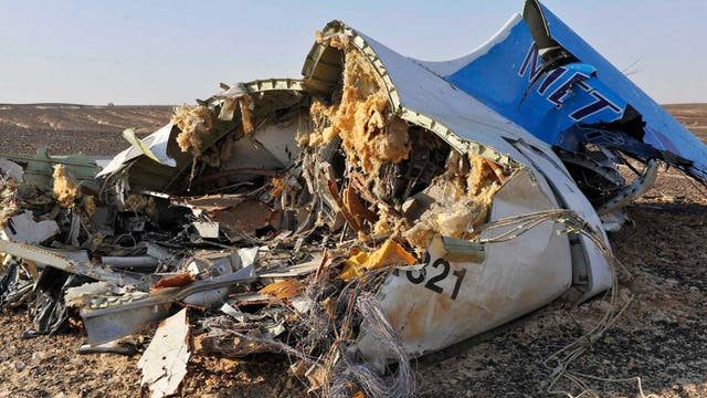 Se estrelló un avión ruso con 224 personas a bordo en Egipto Tragedia-aerea-en-egipto-2112665w640