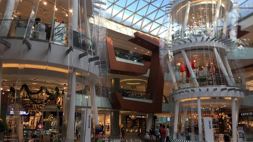 Aunque hay nuevos malls en Santiago, los argentinos no se volcaron a las compras como en temporadas anteriores